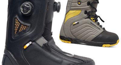 Ботинки для сноуборда в DC Shoes
