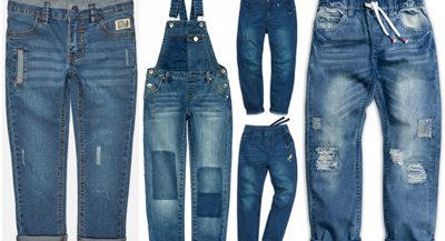 Самые оригинальные джинсы для мальчиков