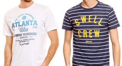 Мужские футболки в Tom Tailor