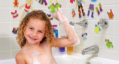 Детские игрушки для ванны в KidStore