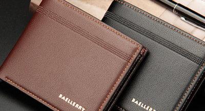 Мужские портмоне на Aliexpress