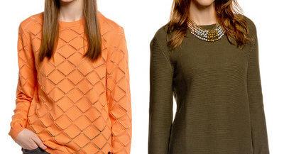 Женские свитеры в Tom Tailor