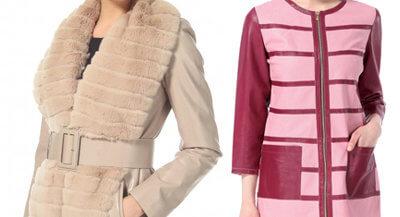 Демисезонное женское пальто в Mosmexa