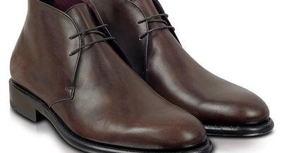 Мужские ботинки в Forzieri INT