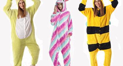 Кигуруми - веселая одежда для всех!