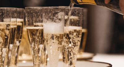 Купить бокалы для шампанского